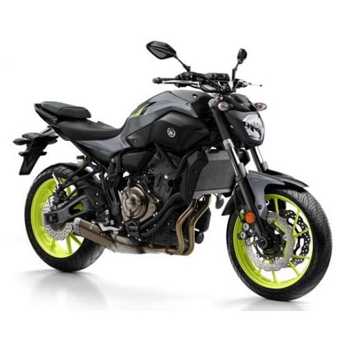 Yamaha MT-07 ABS '17