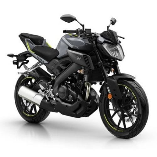 Yamaha MT-125 ABS '17