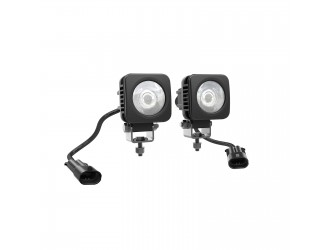 Can-am  Bombardier Lumini LED Patrate (2 x 10 W)