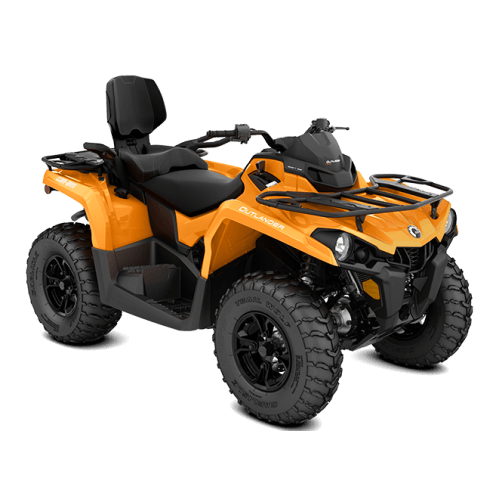 Can-Am Outlander MAX DPS 450 T3 '18